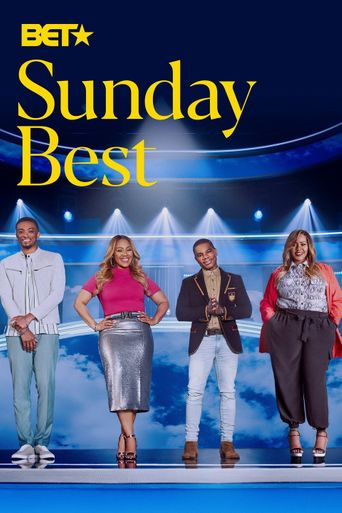 Sunday Best Poster