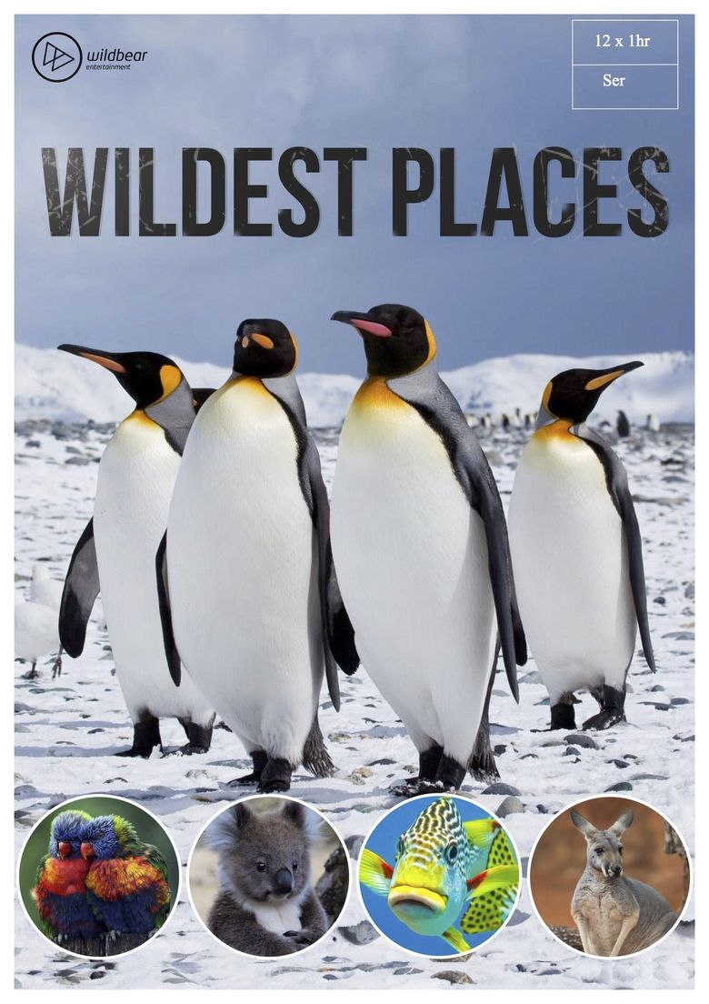 Wildest Places Poster