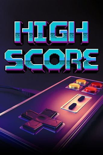 High Score Poster