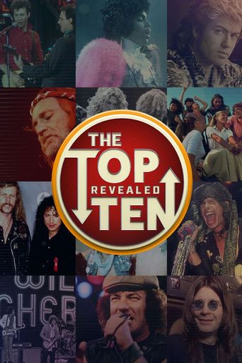 The Top Ten Revealed Poster