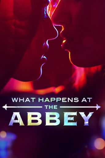 What Happens at The Abbey Poster