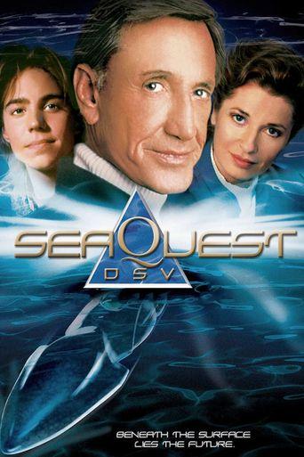 seaQuest DSV Poster