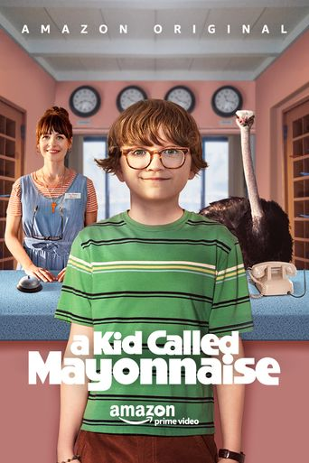 A Kid Called Mayonnaise Poster