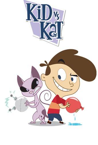 Kid vs. Kat Poster