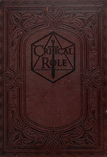 Critical Role Poster