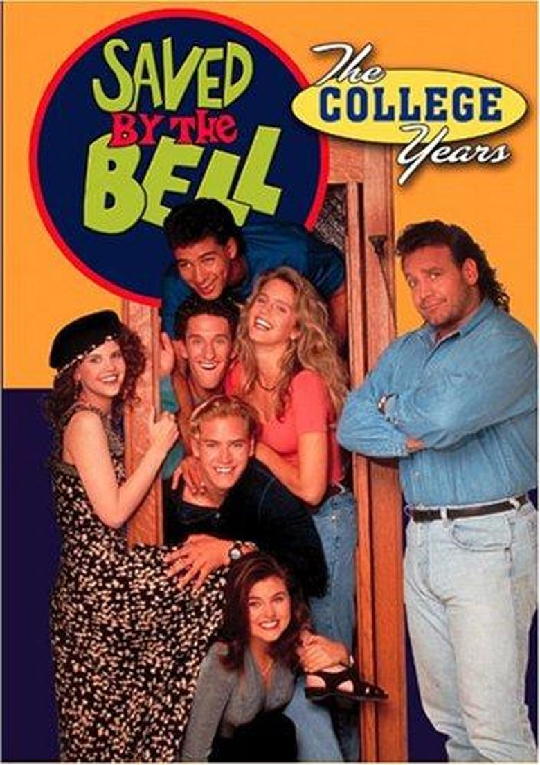 Saved by the Bell: The College Years Poster