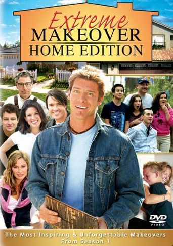 Extreme Makeover: Home Edition Poster