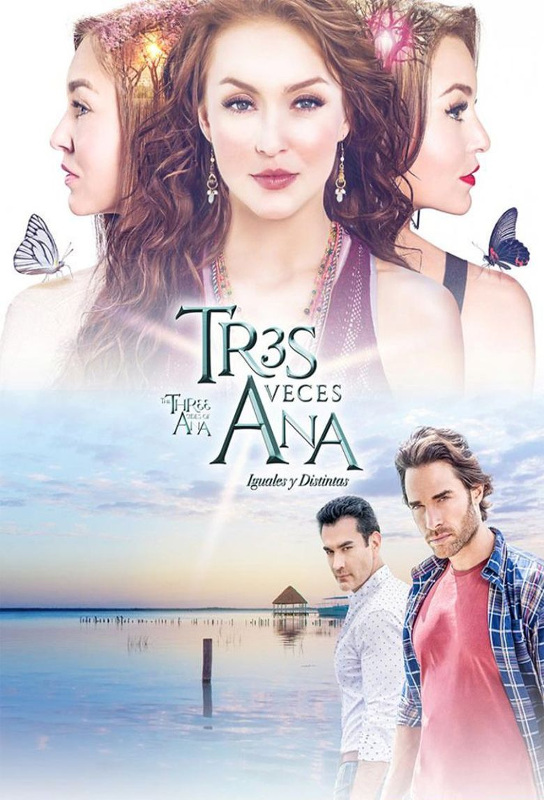 The Three Sides of Ana Poster