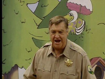 Season 05, Episode 06 The Legend of Ranger Joe