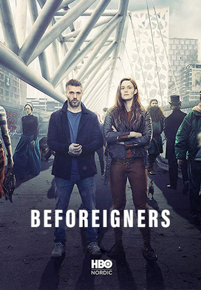 Beforeigners Poster