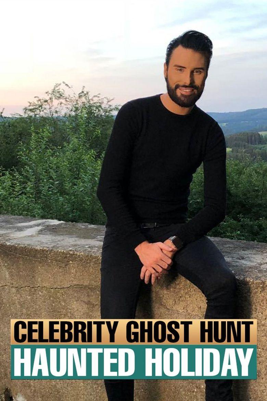 Celebrity Ghost Hunt Poster