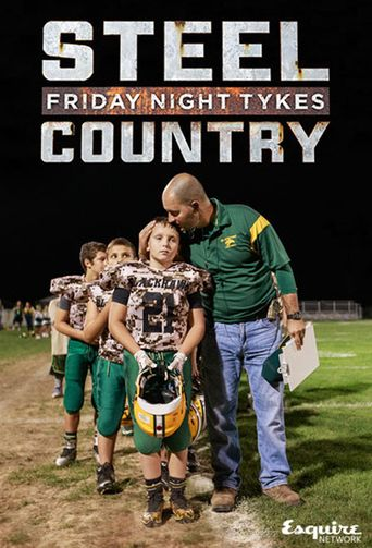Friday Night Tykes: Steel Country Poster