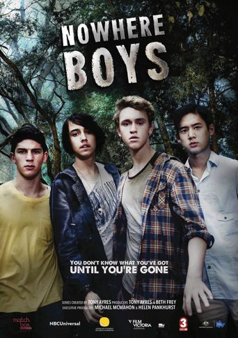 Nowhere Boys Poster