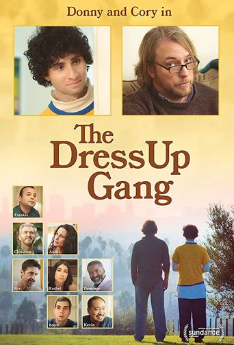 The Dress Up Gang Poster