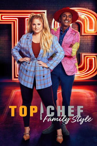 Top Chef Family Style Poster