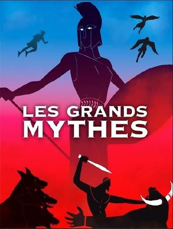 The Great Myths Poster