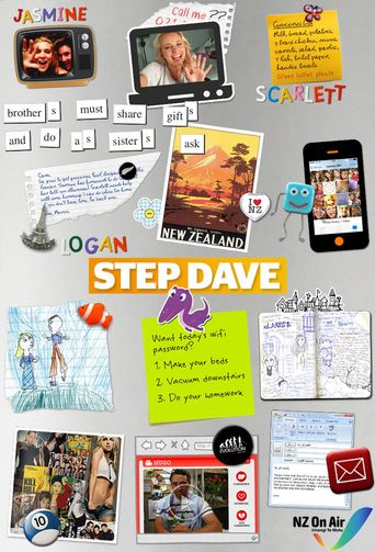 Step Dave Poster