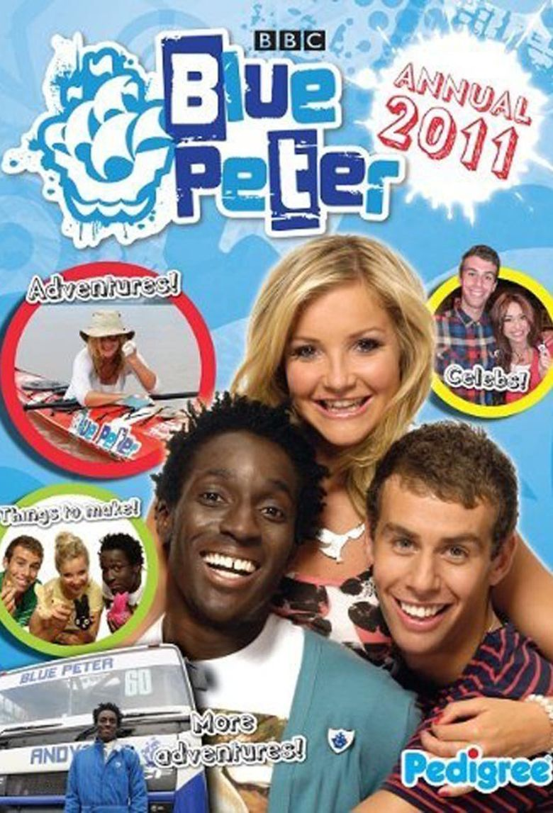 Blue Peter Poster