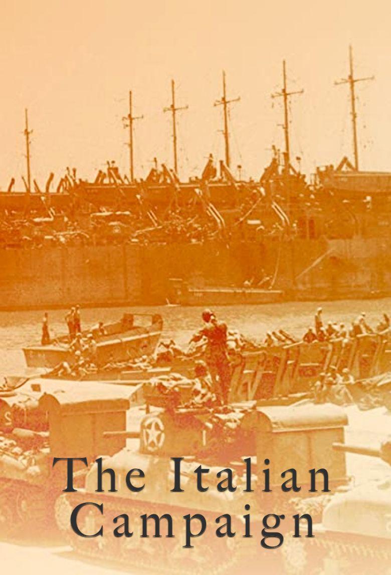 The Italian Campaign Poster