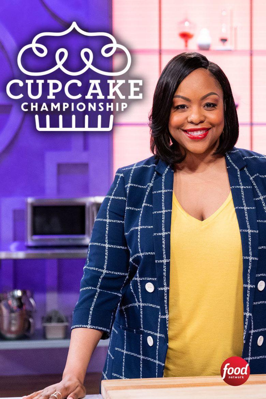Cupcake Championship Poster