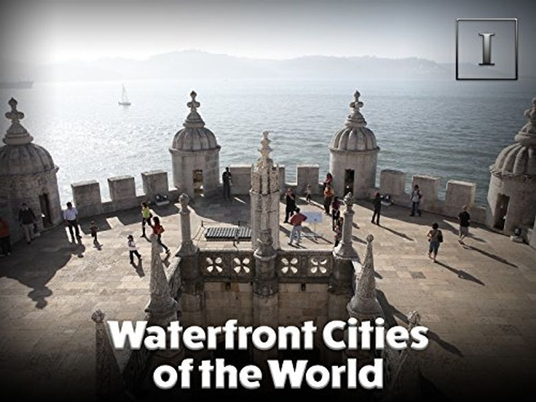 Waterfront Cities of the World Poster