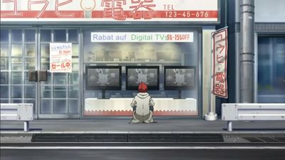 Season 01, Episode 07 Sakura, In The Light