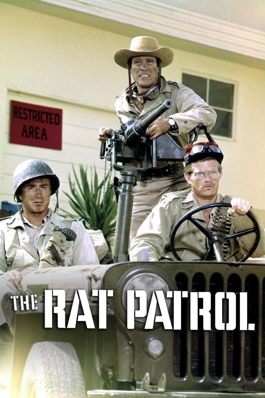 The Rat Patrol Poster