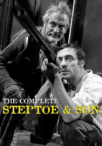 Steptoe and Son Poster