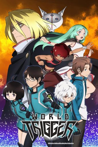 Watch World Trigger
