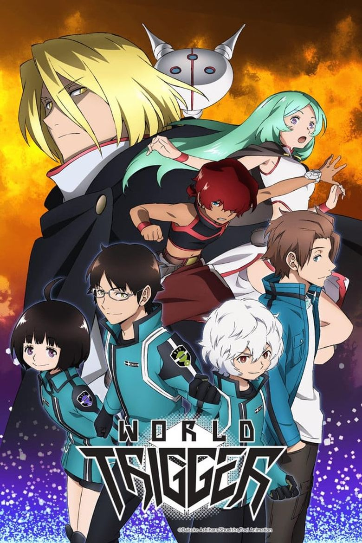 World Trigger Poster