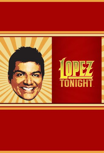 Lopez Tonight Poster