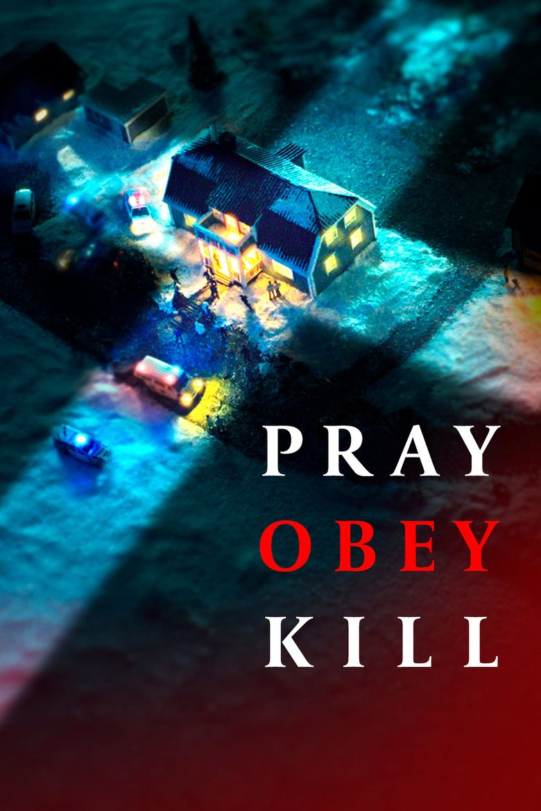 Pray, Obey, Kill Poster