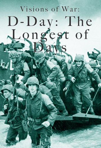 Visions of War: D-Day: The Longest of Days Poster