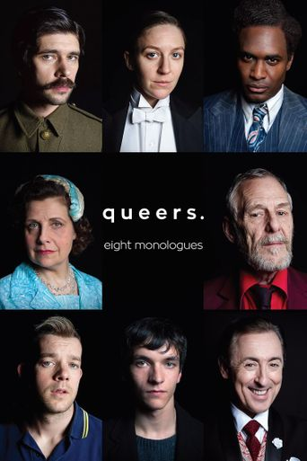 Queers. Poster