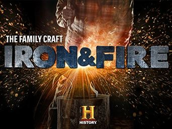 Iron & Fire Poster