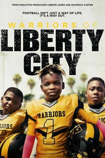 Warriors of Liberty City Poster