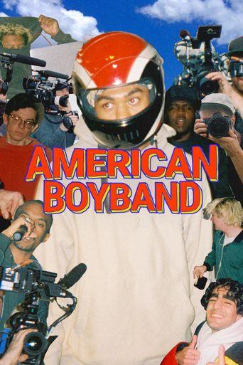 American Boyband Poster