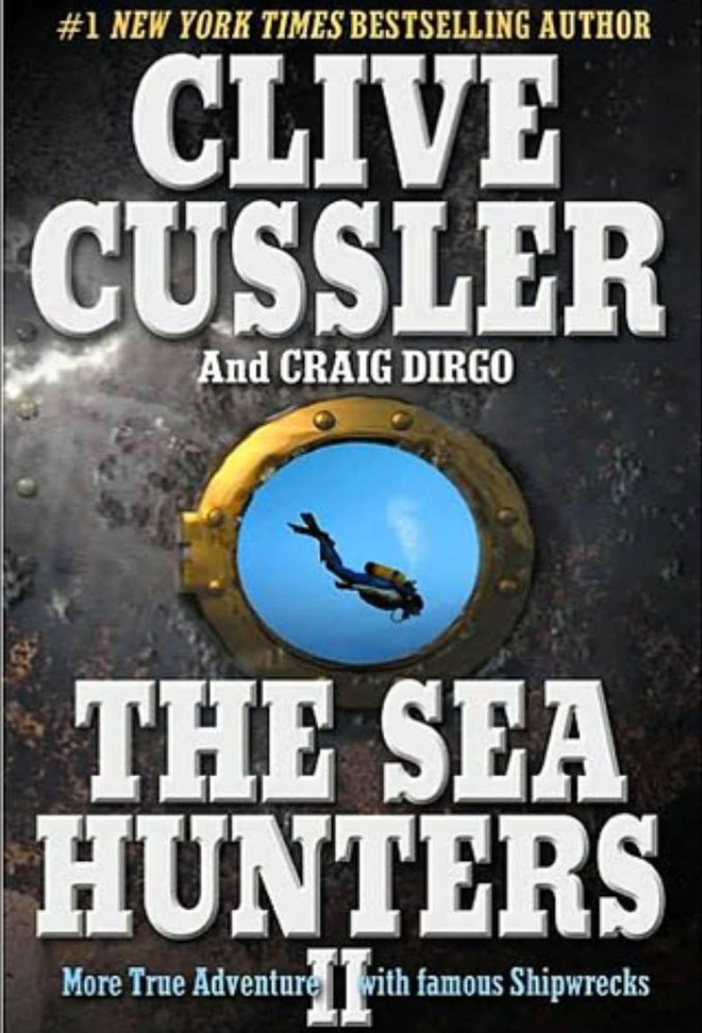 The Sea Hunters Poster