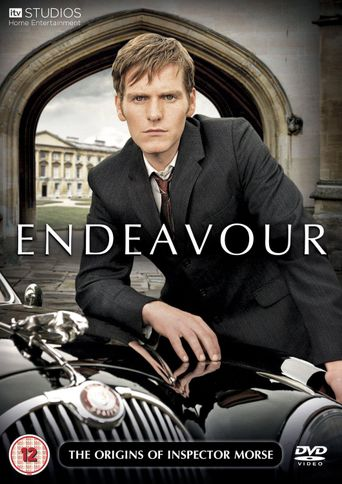 Endeavour Poster