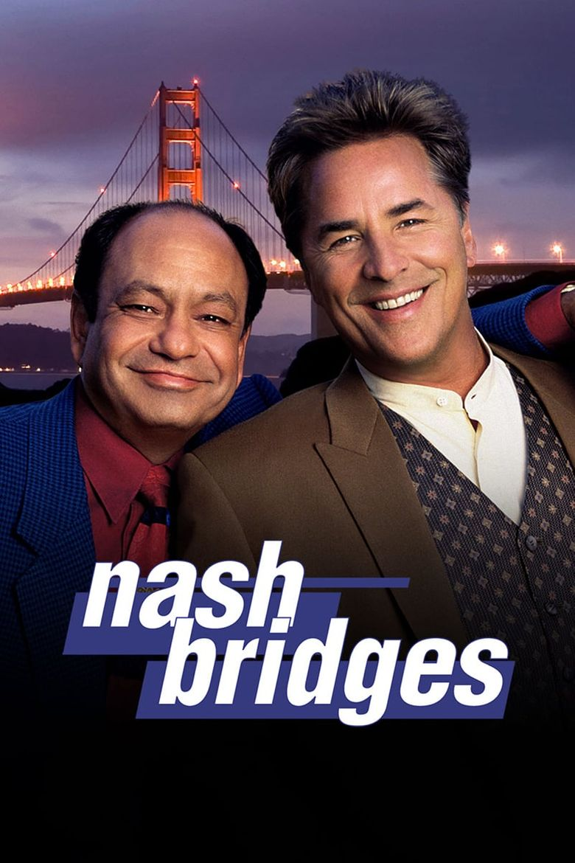 Nash Bridges Poster