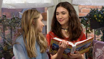 Season 03, Episode 04 Girl Meets Permanent Record