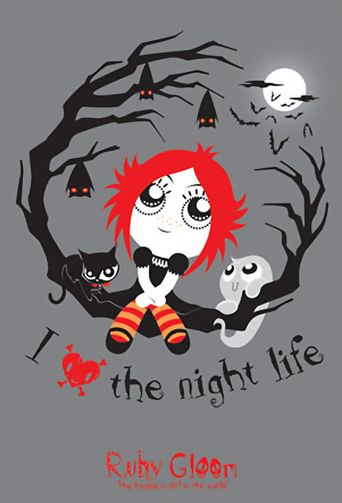 Ruby Gloom Poster