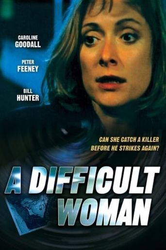 A Difficult Woman Poster