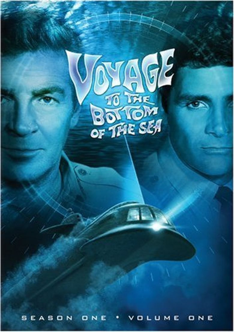 Voyage to the Bottom of the Sea Poster