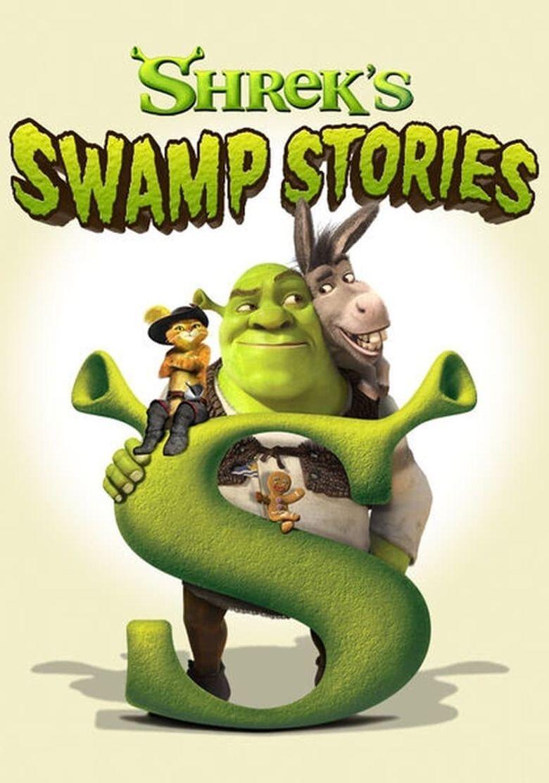 Shrek's Swamp Stories Poster
