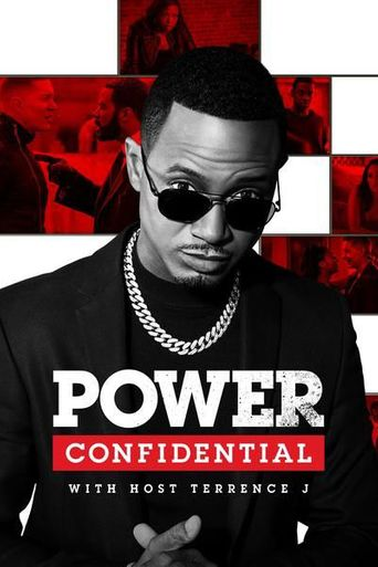 Power Confidential Poster