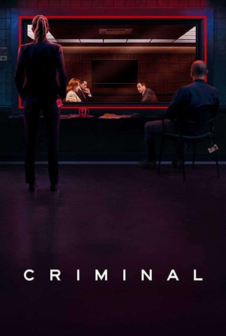 Criminal: UK Poster