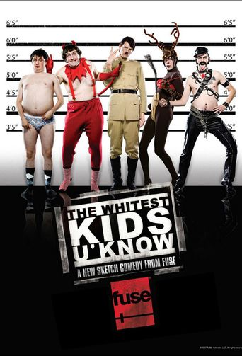 The Whitest Kids U' Know Poster