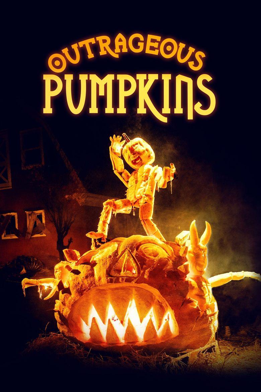 Outrageous Pumpkins Poster