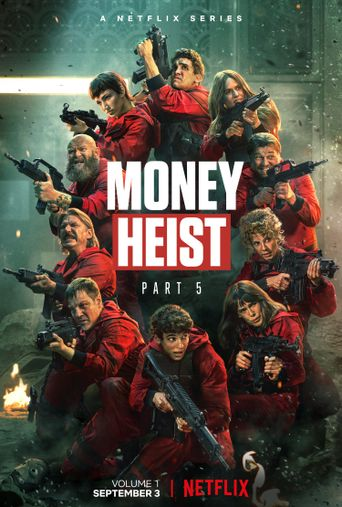 Watch Money Heist